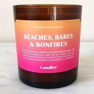 BEACHES, BABES CANDLE ❤ NEW